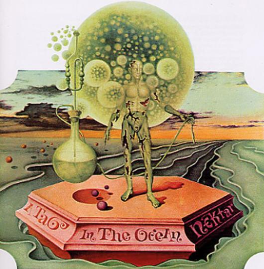 Nektar. A Tab In The Ocean. CD.