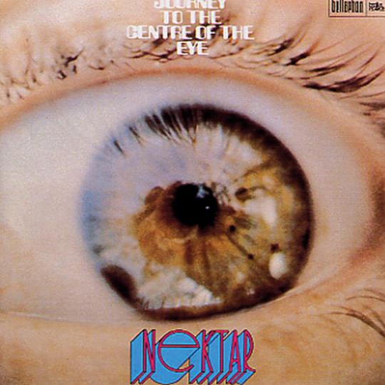 Nektar. Journey To The Centre Of The Eye. CD.