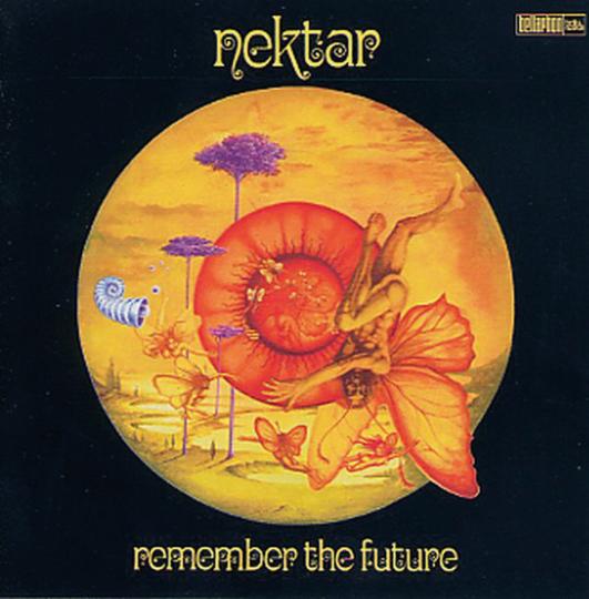 Nektar. Remember The Future. CD.