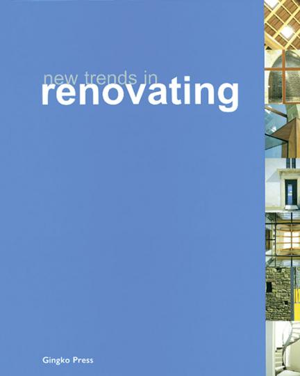 New Trends in Renovating.