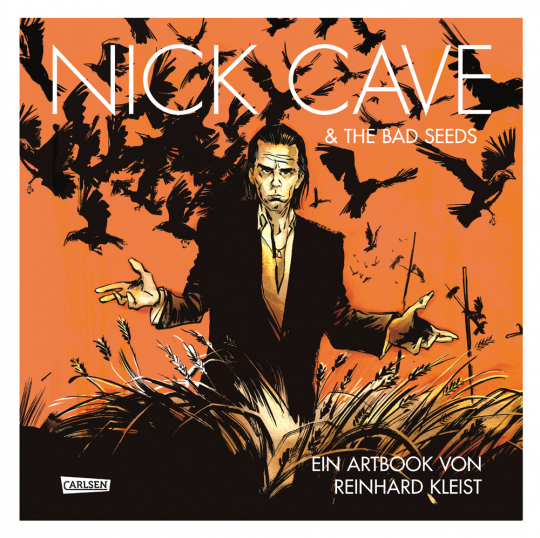Nick Cave And The Bad Seeds. Artbook.