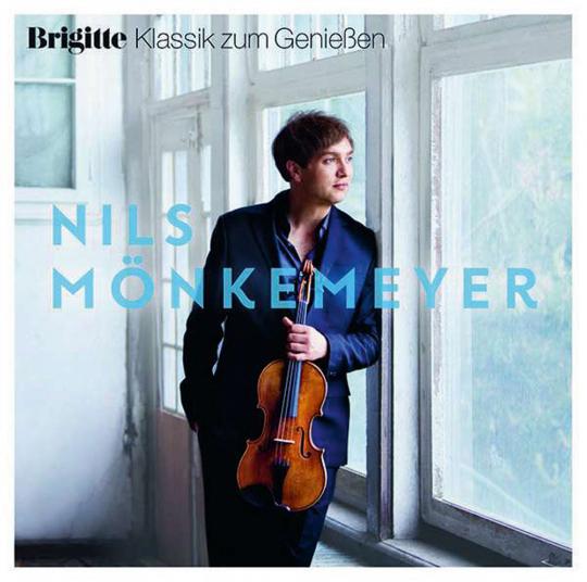 Nils Mönkemeyer. Brigitte Klassik zum Genießen. CD.