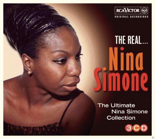 Nina Simone. The Real... Nina Simone. 3 CDs.