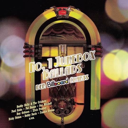 No.1 Jukebox Ballads (Billboard Charts). CD.