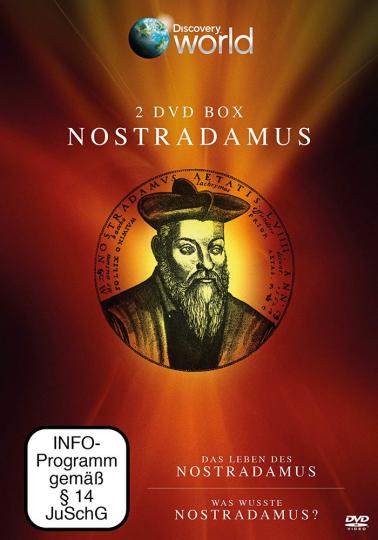 Nostradamus. Box. 2 DVDs.