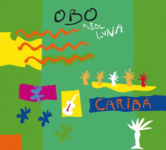 Obo. Caribá. CD.