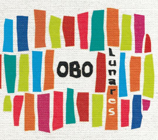 Obo. Lunares. CD.