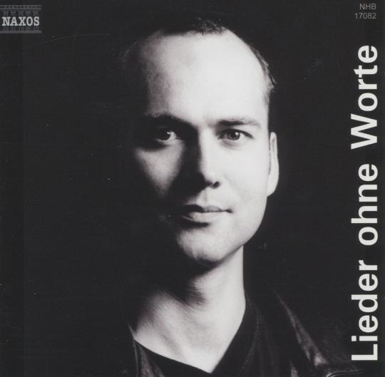 Oliver Steller. Lieder ohne Worte. CD.