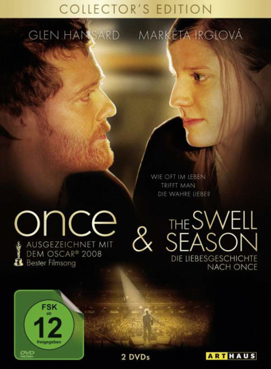 Once + The Swell Season - Die Liebesgeschichte nach »Once« (OmU). 2 DVDs.