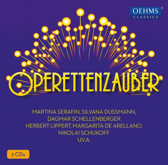 Operettenzauber. 2 CDs.