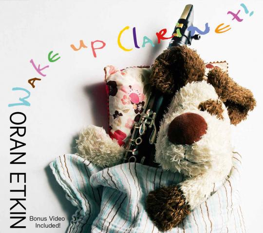 Oran Etkin. Wake Up Clarinet! CD.