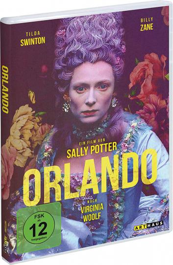 Orlando. DVD.