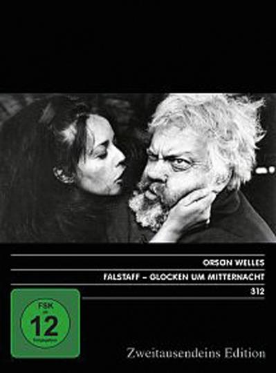Orson Welles' Falstaff. Glocken um Mitternacht. DVD.