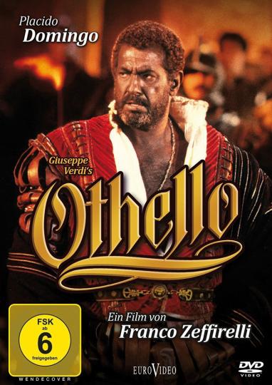 Othello. O-Ton mit Untertiteln. DVD.