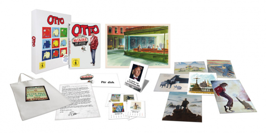 Otto - 50 Jahre Otto (Kunstbox). 2 DVDs.