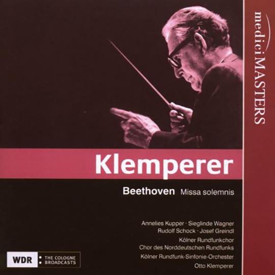 Otto Klemperer dirigiert. CD.