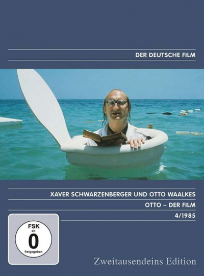 Otto. Der Film. DVD.