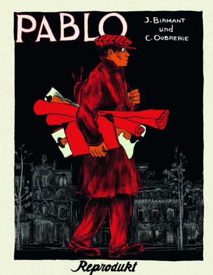 Pablo. Gesamtausgabe. Graphic Novel.