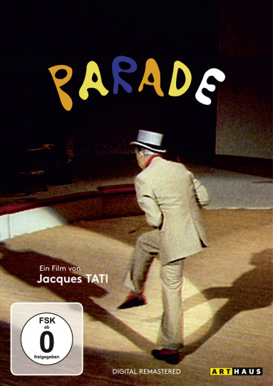 Parade (OmU). DVD.