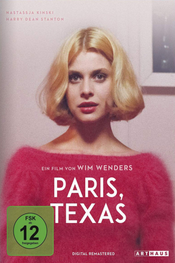 Paris, Texas. DVD