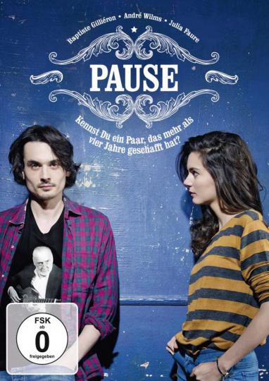 Pause. DVD.