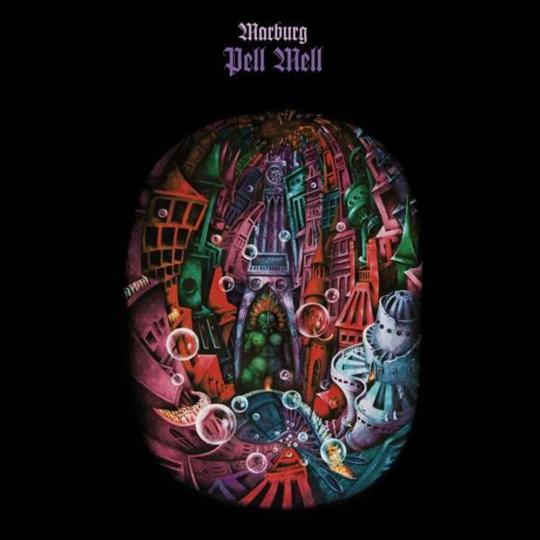 Pell Mell. Marburg (remastered). LP.