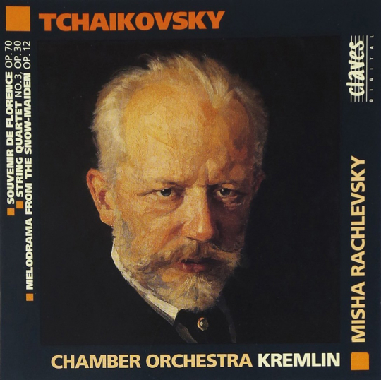 Peter Iljitsch Tschaikowsky. Souvenir de Florence für Streichorchester. CD.