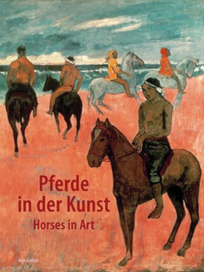 Pferde in der Kunst.