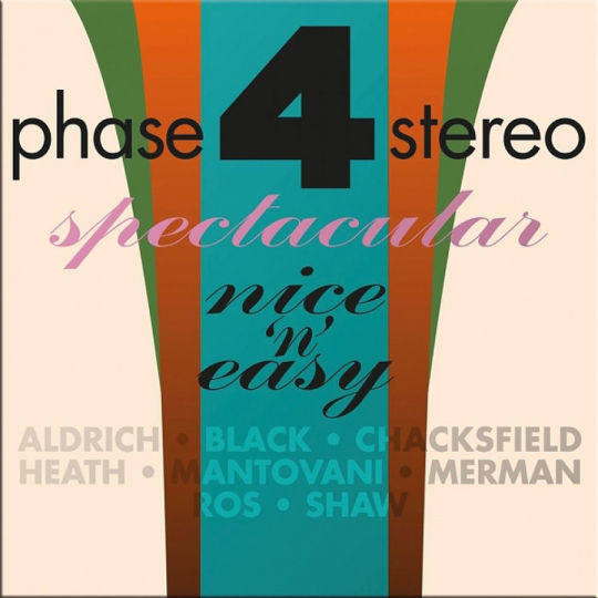 Phase 4 Stereo Spectacular. Limitierte Edition. 40 CDs.