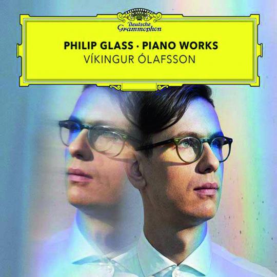 Philip Glass. Klavierwerke. CD.