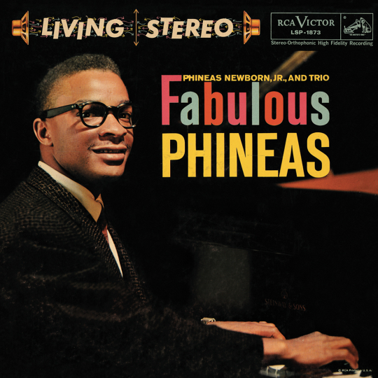Phineas Newborn Jr. Fabulous Phineas. CD.