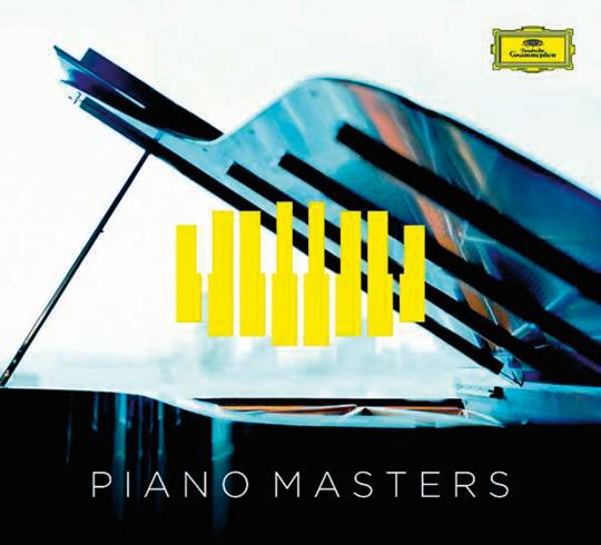 Piano Masters. CD.