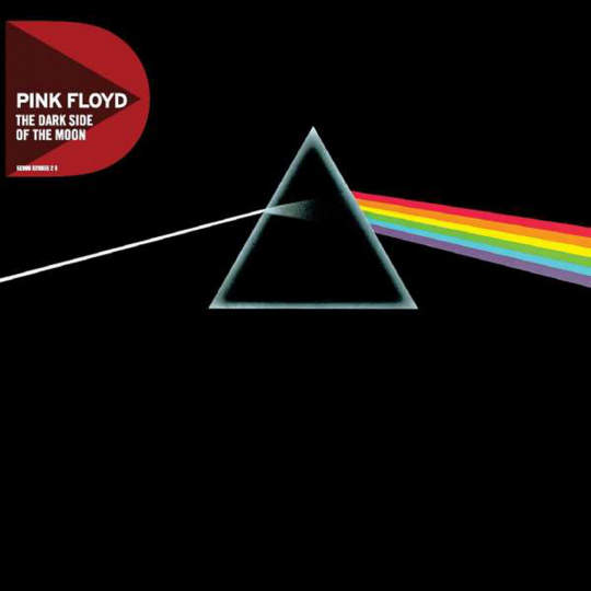 Pink Floyd. The Dark Side Of The Moon (Remastered). CD.