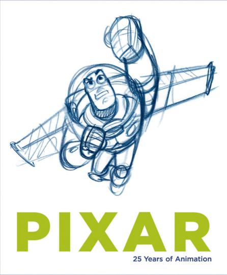PIXAR. 25 Years of Animation. 25 Jahre Animationsfilm.