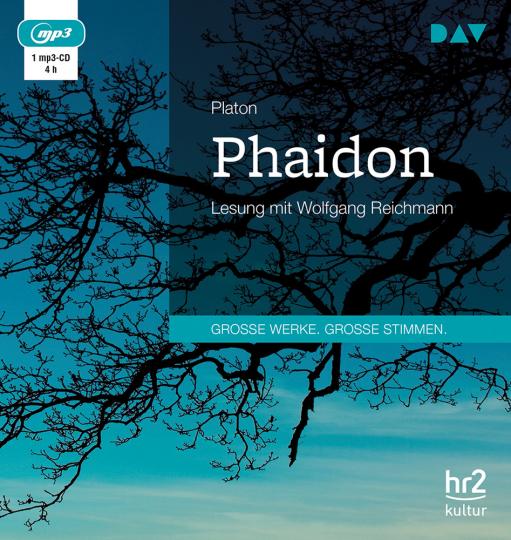 Platon. Phaidon. mp3-CD.