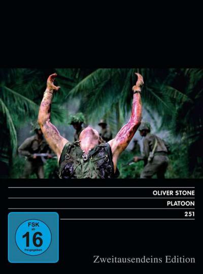 Platoon. DVD.