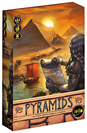 Pyramids. Spiel.