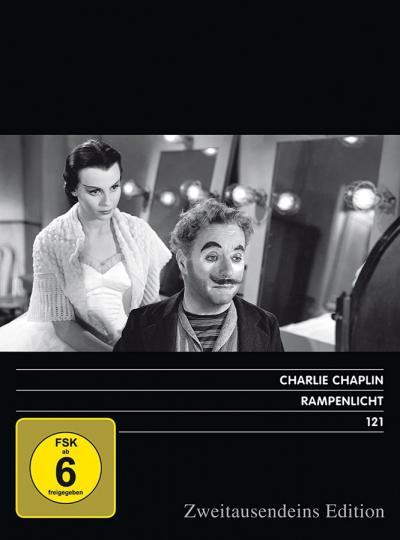 Rampenlicht. Zweitausendeins Edition Film 121. DVD.