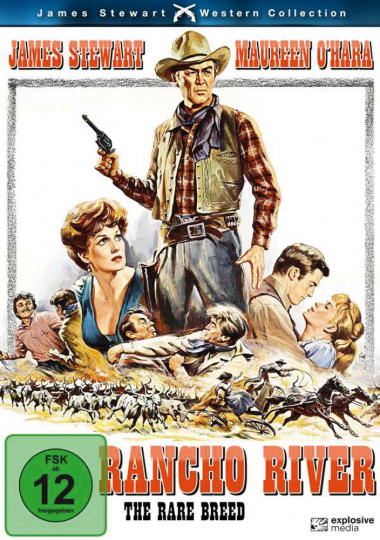 Rancho River. DVD.