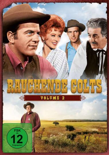 Rauchende Colts Volume 2. 7 DVDs