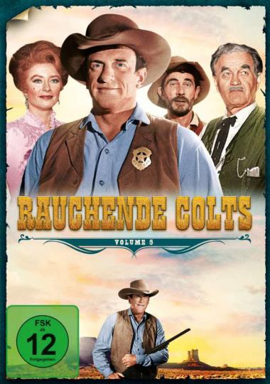 Rauchende Colts Volume 5.6 DVDs.