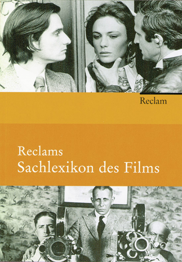 Reclams Sachlexikon des Films.
