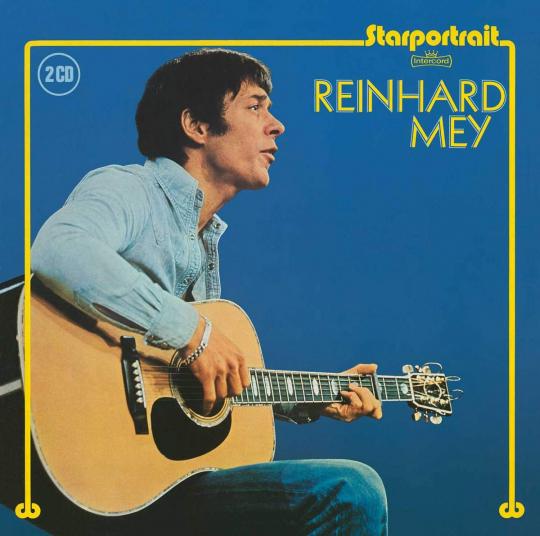 Reinhard Mey. Starportrait. 2 CDs.