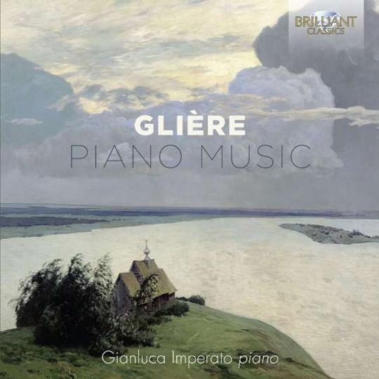 Reinhold Gliére. Klavierwerke. CD.
