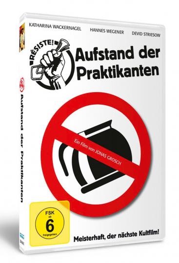 Resiste. Aufstand der Praktikanten. DVD.