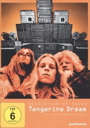 Revolution of Sound - Tangerine Dream. DVD