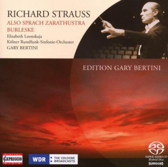 Richard Strauss. Also Sprach Zarathustra/Burleske. SACD.
