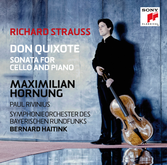 Richard Strauss. Don Quixote. CD.
