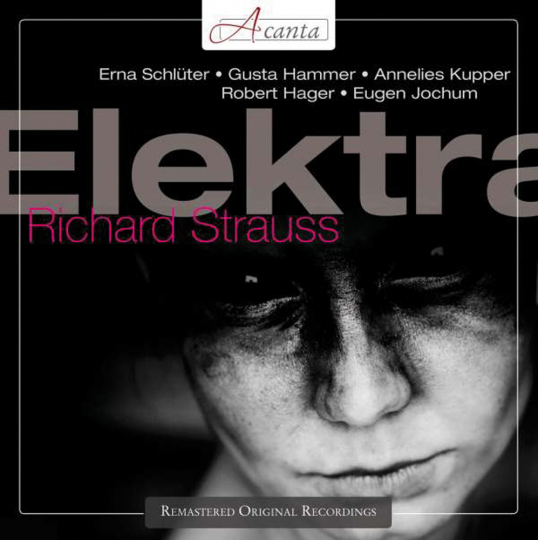 Richard Strauss. Elektra. 2 CDs.