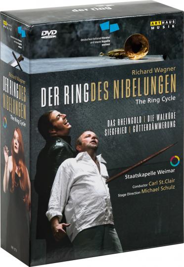 Richard Wagner. Der Ring des Nibelungen. 7 DVDs.